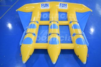 Bote inflable de Banana