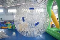 De Buena Calidad Parque acuático inflables & bola de Zorb del cuerpo de 1.0m m TPU sin el arnés para el paseo en prado a la venta