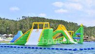 De Buena Calidad Parque acuático inflables & La aguamarina inflable gigante parquea el equipo de deportes/el juego inflable del parque del agua para el mar a la venta
