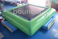 De Buena Calidad Parque acuático inflables & Riegue el trampolín inflable del agua del PVC de la calidad comercial del parque para los niños/los adultos a la venta