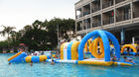 De Buena Calidad Parque acuático inflables & El parque inflable del agua del CE para el partido, reúne los juegos inflables del agua para el negocio de alquiler a la venta