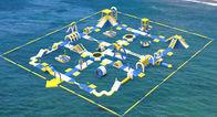 De Buena Calidad Parque acuático inflables & El agua inflable gigante juega el juego/el parque temático al aire libre inflable del agua a la venta