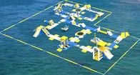 De Buena Calidad Parque acuático inflables & Parque flotante inflable del agua de Bouncia/parque inflable gigante para el mar a la venta
