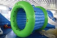De Buena Calidad Parque acuático inflables & bola de rodillo del agua inflable de la lona del PVC de 0.9m m que camina con la estructura neta durable a la venta