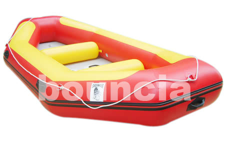 0.9mm Thick (32oz) PVC Tarpaulin River Rafting Boat For Commercial Use