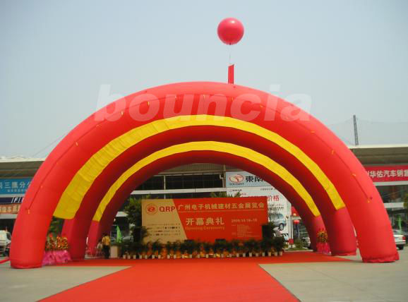 Inflatable Sealed Airtight Tent TEN41 for Advertising / Celebration