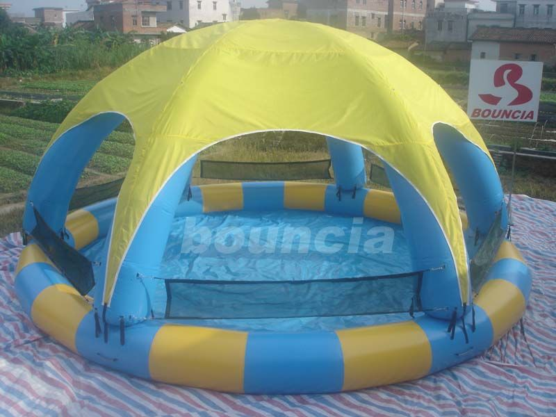 Water Walking Ball Inflatable Water Pool With Durable PVC Tarpaulin