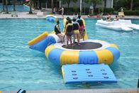 Deportes Acuaticos Juegos Inflables Durables Del Parque Del Agua