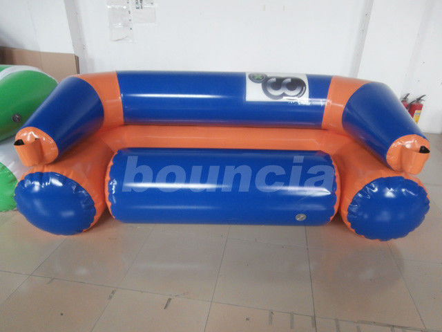Deporte acuático inflable/sofá flotante inflable para la piscina